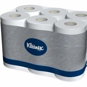 Kleenex WC rollen