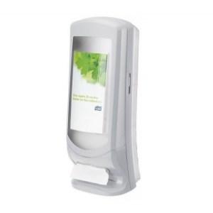 stand dispenser grijs