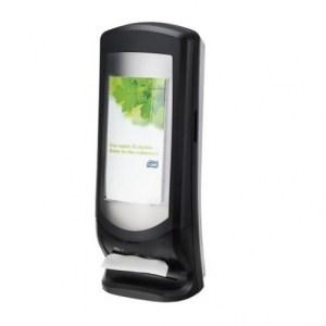 Stand servet dispenser zwart