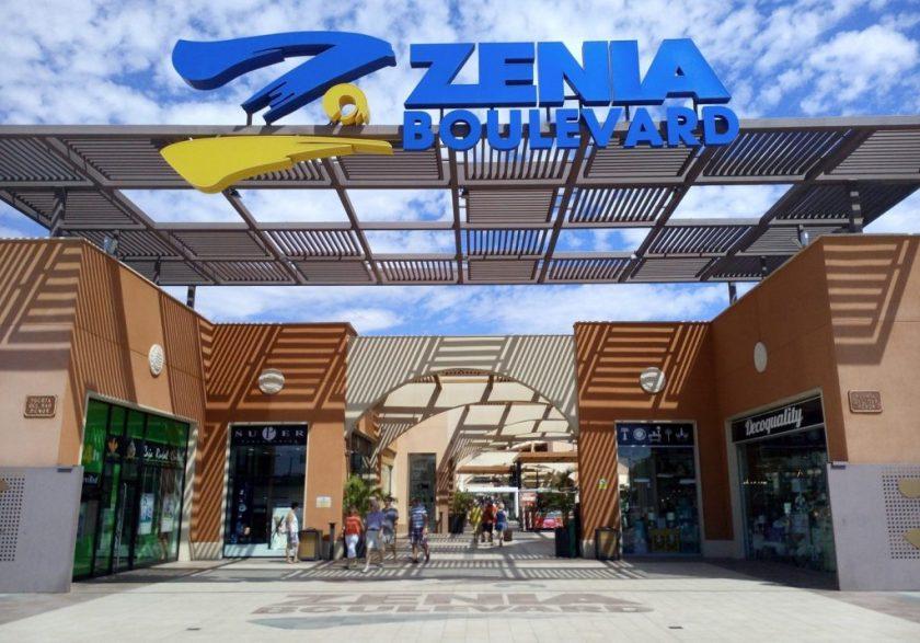 Openingsdagen La Zenia Boulevard Shopping Center