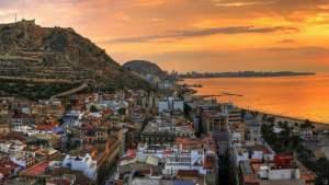 Alicante mijnSpanje