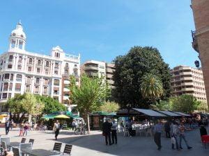 Bus Alicante Murcia