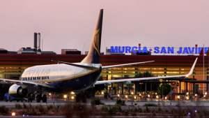 Luchthaven Murcia San Javier