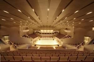 Het auditorium van Torrevieja
