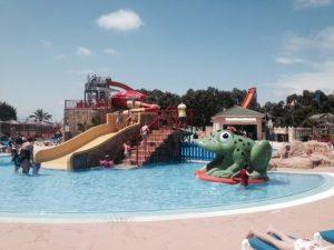 Waterparken in Torrevieja