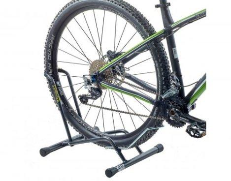 Stabilus fiets stand