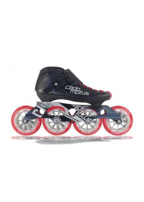CadoMotus Rookie Junior - Inline Skate - Rood