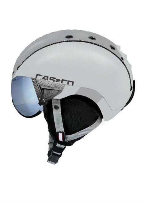 casco SP-2 visor polarized light grey