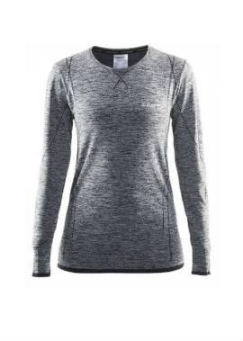 Craft Be Active Comfort LS - Ondershirt - Dames - Zwart
