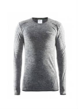 Craft Be Active Comfort LS - Ondershirt - Heren - Zwart