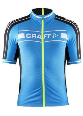 Craft Performance Grand Tour Jersey - Fietsshirt - Blauw