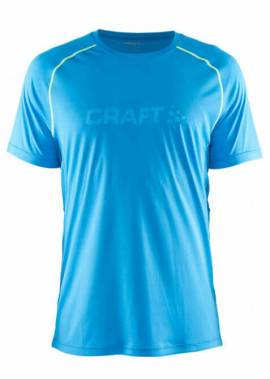 Craft Prime - Shirt - Blauw - Heren
