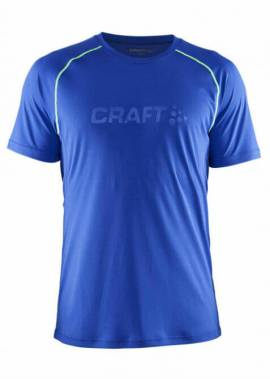 Craft Prime - Shirt - Donker Blauw - Heren