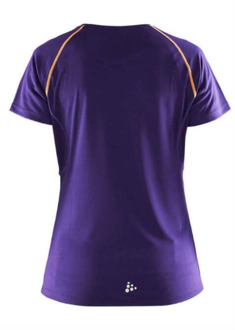 Craft Prime - Shirt - Paars - Dames