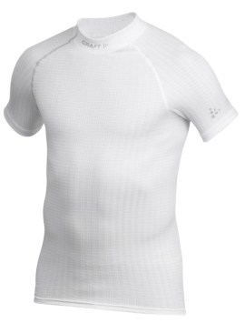 Craft Active Extreme Shortsleeve White - Thermo Shirt Heren Wit 193890_2999