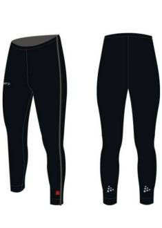 Craft Bike And Skate Thermo Tight Black - Ritsbroek Zwart 940135
