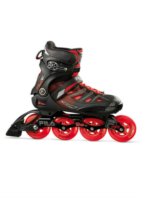 9d1647f72ed fila ghibli 90 zwart rood heren (maple leaf sports*toys*fun)