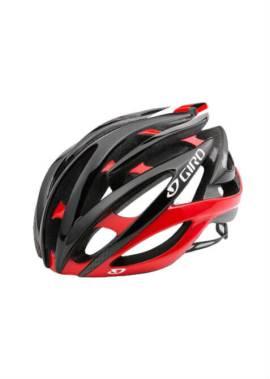 Giro Atmos II Helm - Rood/Zwart