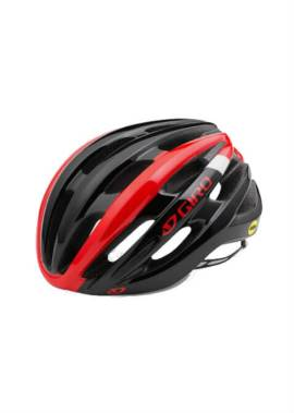 Giro Foray Helm - Rood/Zwart