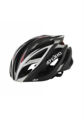 Giro Iones Helm - Inline Skate - Zwart Rood