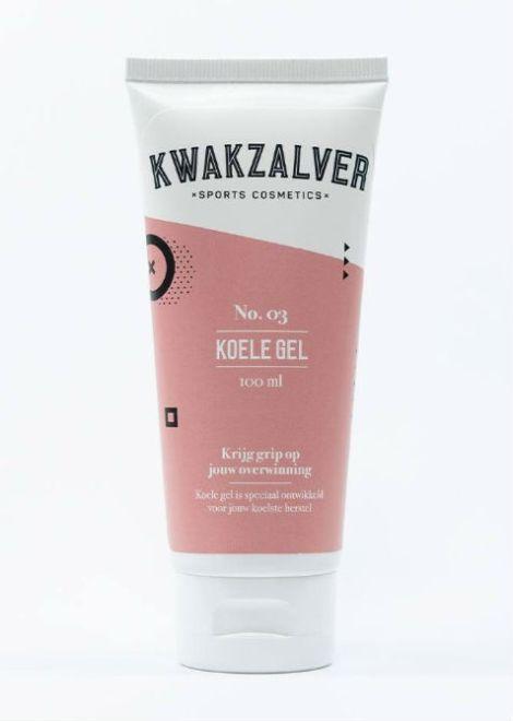 Kwakzalver No.03 koele gel