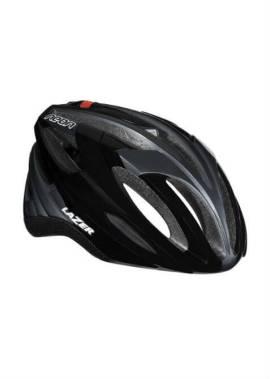 Lazer Neon Helm - Zwart/Grijs