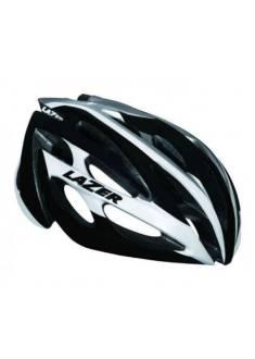 Lazer O2 Helm - Wit/Zwart