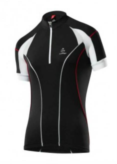 Loffler Fietsshirt - Dames - Zwart