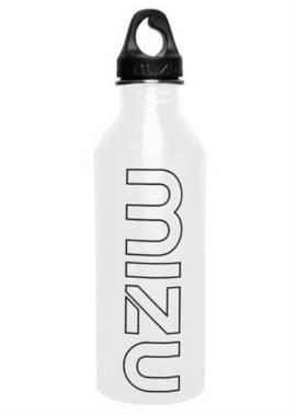 Mizu M8 Drinkfles - Glossy Wit - Vooraf/Tijdens/Achteraf