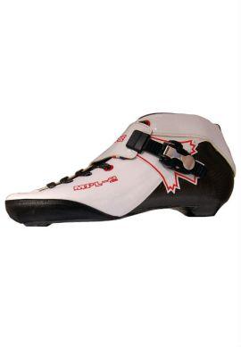 Maple Schoen MPL 2 – Inline Skate - Wit/Zwart
