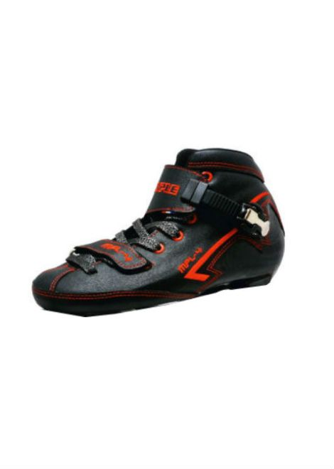 Maple Schoen MPL 4 – Inline Skate - Rood/Zwart