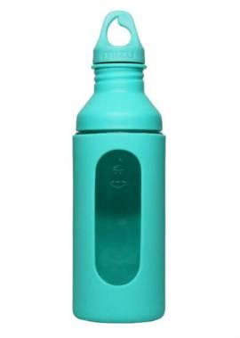 Mizu G7 Glazen Drinkfles - Mint - Vooraf/Tijdens/Achteraf