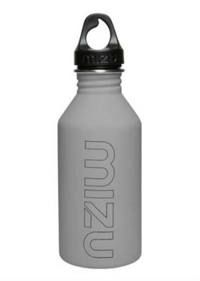 Mizu M6 Drinkfles – Grijs – Vooraf/Tijdens/Achteraf