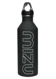 Mizu M8 Drinkfles - Zwart - Vooraf/Tijdens/Achteraf