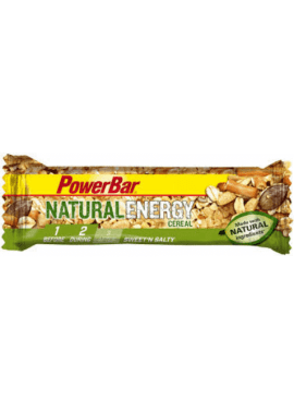 PowerBar Natural Energy Reep - Sweet 'n Salt