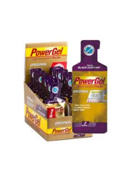 PowerBar Powergel - Black Currant