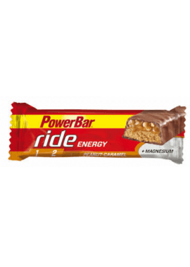 PowerBar Ride Energy Reep - Peanut Caramel