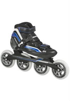 d172ac504f4 Powerslide R4 - Inline Skate - Zwart/Blauw