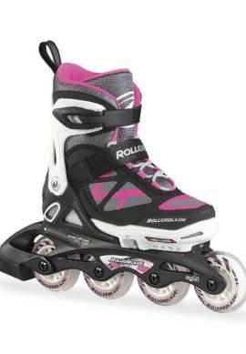 Rollerblade - Spitfire TS - Inline Skate - Meisje - Zwart/Roze