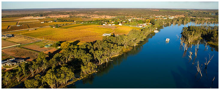 murray river riverina