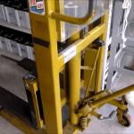 仕事の小道具⑤「パワーリフター」(OPK PL-H500/カントー リフトラー350)