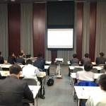 表伸也上席コンサルタントが再エネ省エネ推進研修会で講義