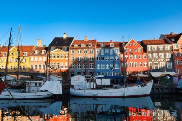 Visiter Copenhague à Noël