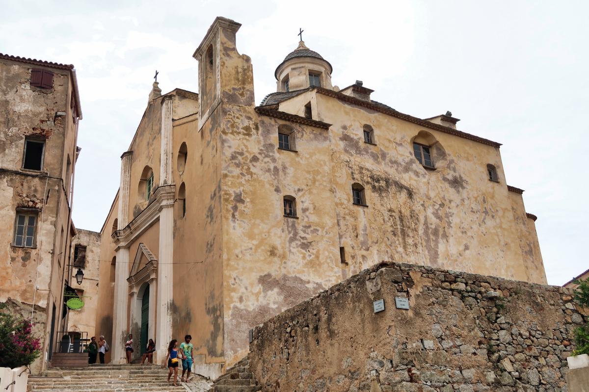 église de Calvi