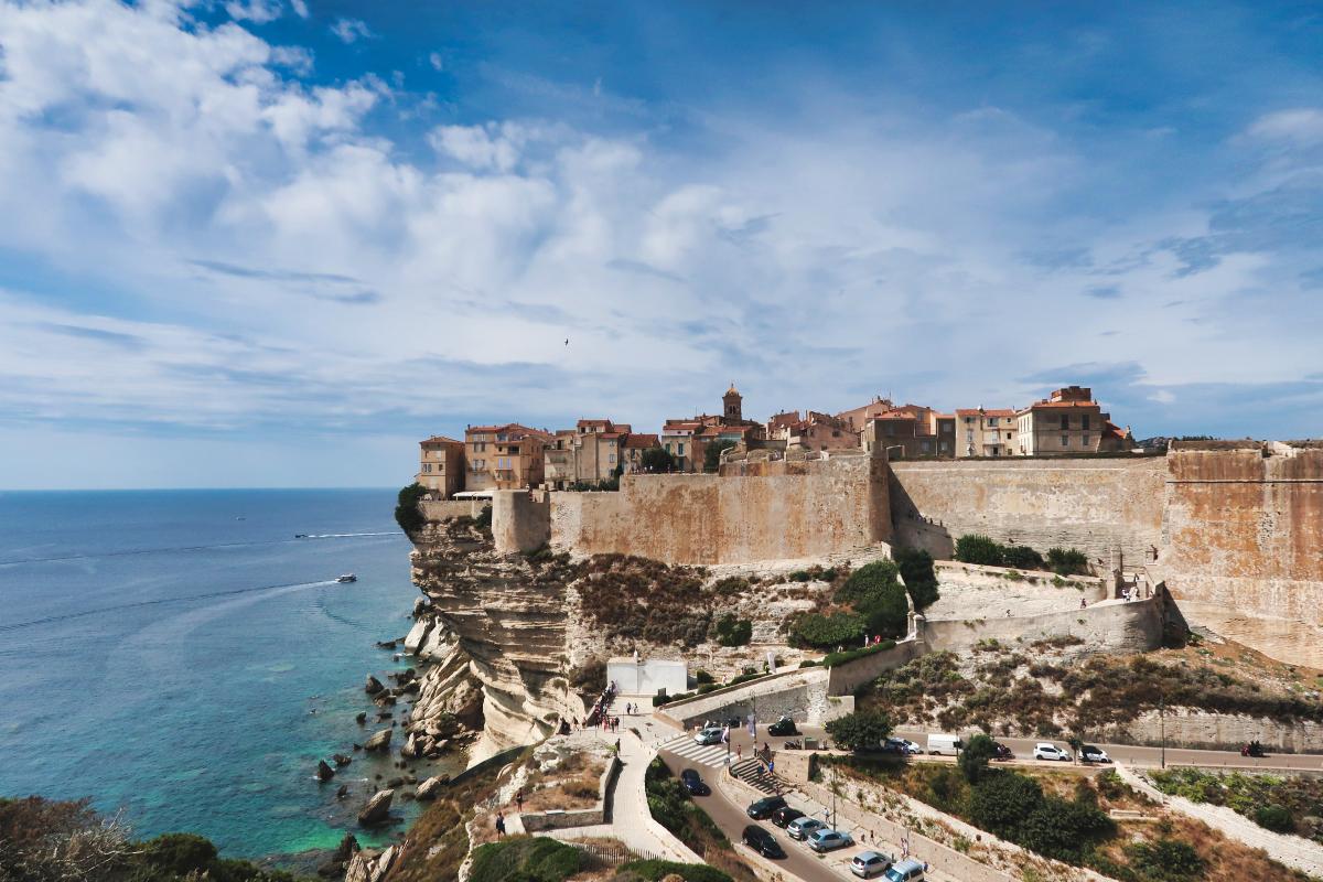 Citadelle Bonifacio