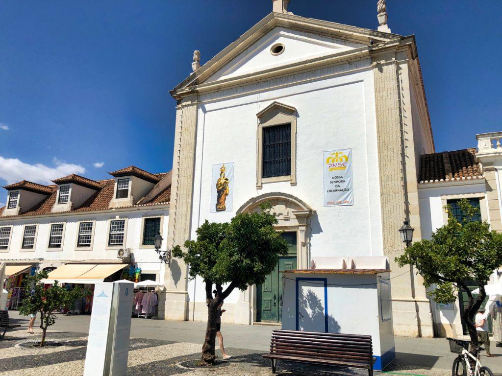 praça vila real de santo antonio
