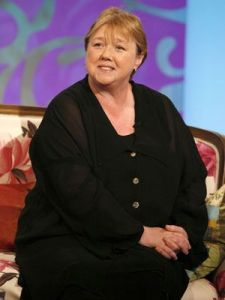 Pauline Quirk is fat again - Diets Don't Wotk!