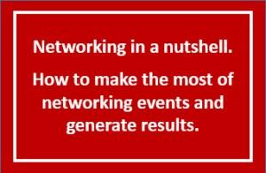 Networking in a nutshell