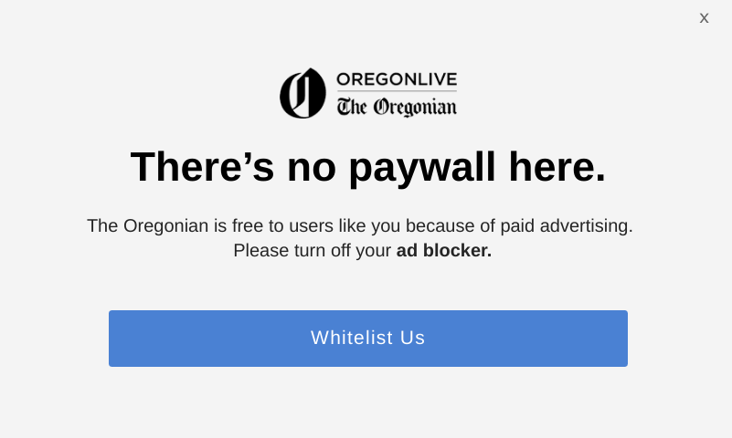 The Oregonian is great