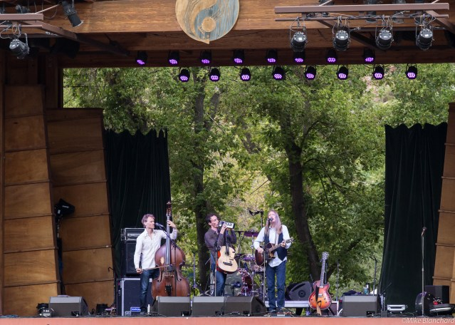 The Wood Brothers at Lyons, 2015